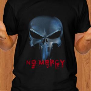 Punisher No Mercy T-Shirt