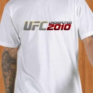 UFC Undisputed 2010 T-Shirt