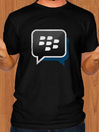 BBM Blackberry Messenger T-Shirt