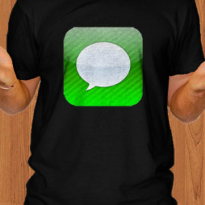 iPhone iMessenger T-Shirt