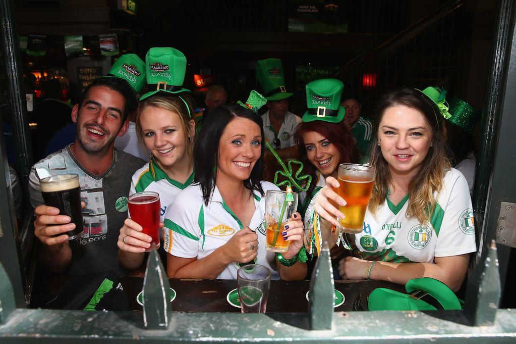 St. Patrick Day Celebrations