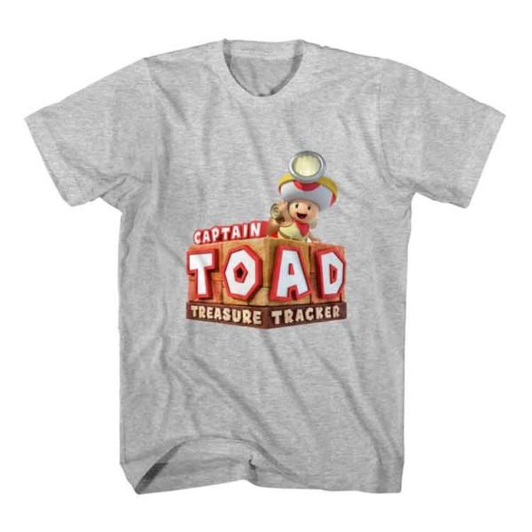 Captain Todd T-Shirt